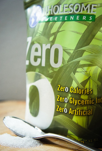 Organic Zero Wholesome Sweetener