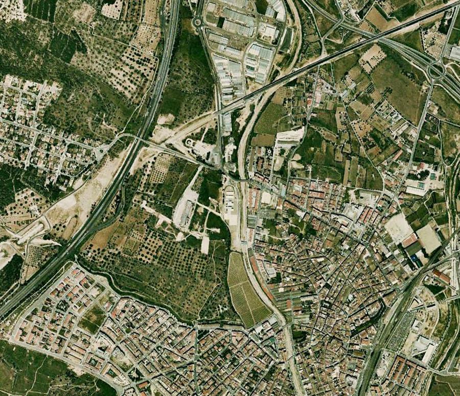 Vendrell, tarragona, urbanismo, desastre, cataluña, catalunya, planeamiento, urbano, construcción, generalitat