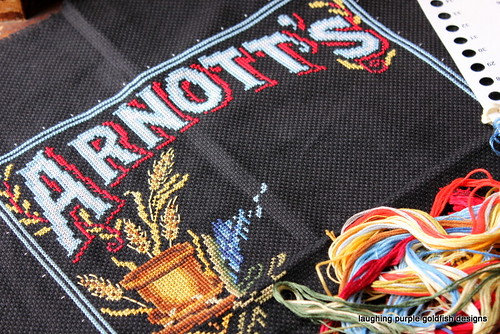 Arnott's Embroidery