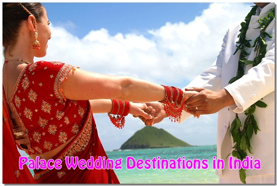 Palace Wedding Destinations in India