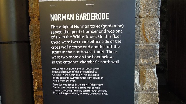 norman garderobe toilet tower of london flickr photo sharing. Black Bedroom Furniture Sets. Home Design Ideas