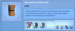 SymmertriLux Wall Light