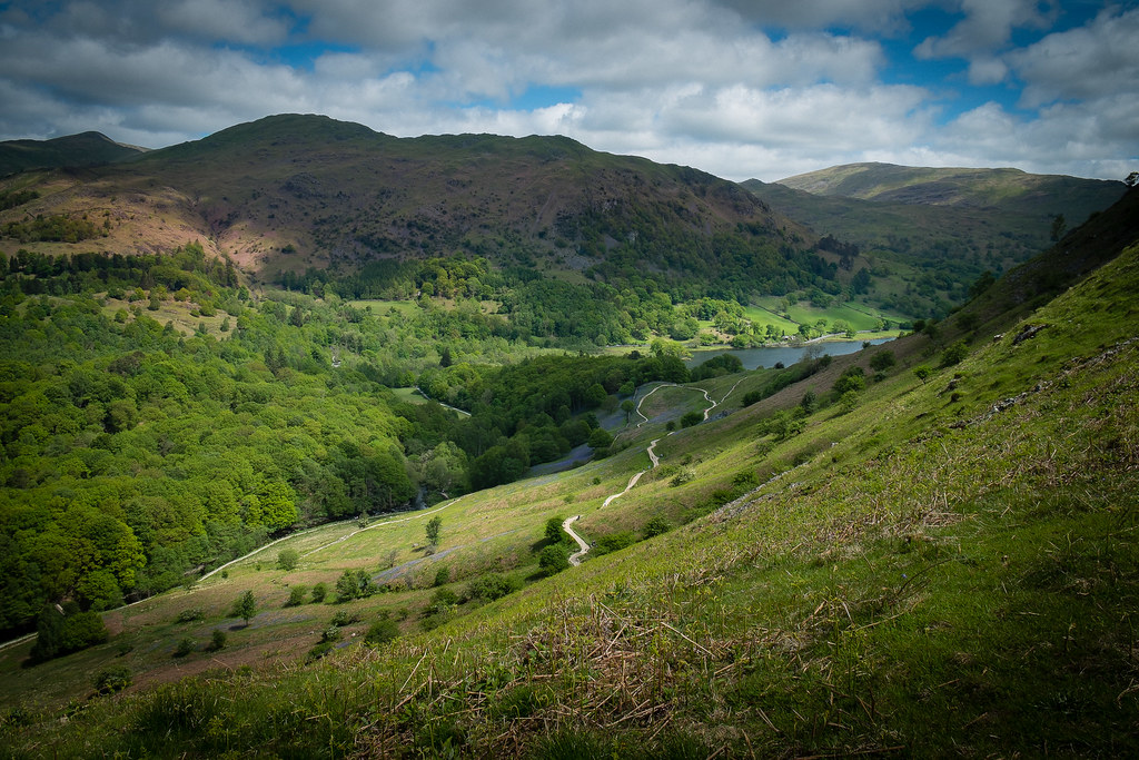 Path to Rydal Water