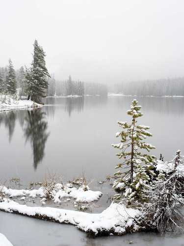 Snowy pass, Yellowstone