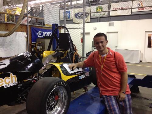 GT Motorsports Lab Tour