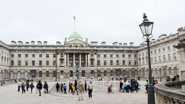 London Teil 2 (Somerset House)