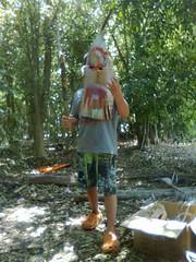 מחנה נתיב אלתר ביער בעין עירון