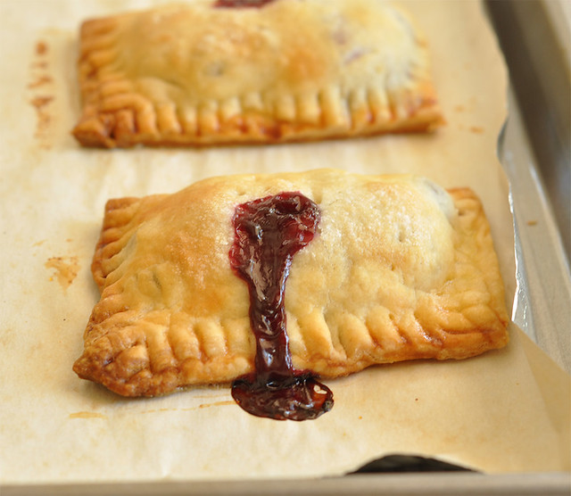 Mixed Berry Hand Pies