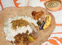 "Goa: Traditional ""Jevonn"" (Food)"