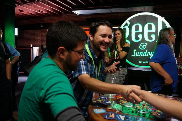 SCC 2013: Geek & Sundry
