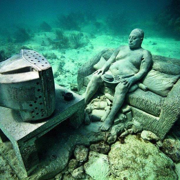 #cancun #mexico #underwater #museum #wth