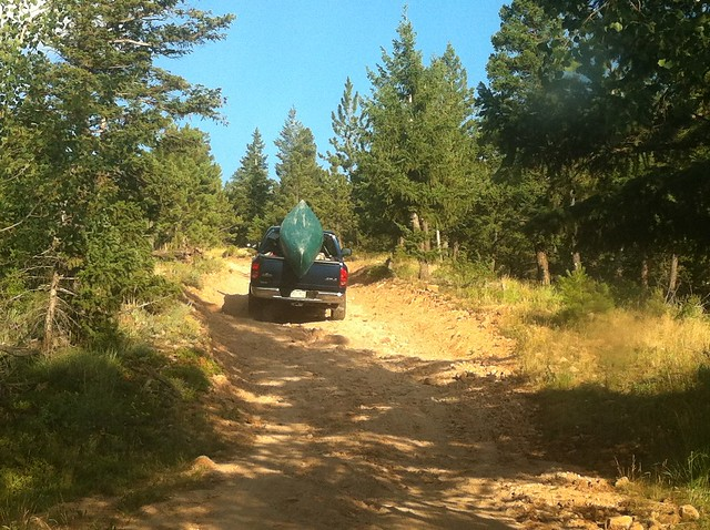 4wding - Camping and Boating, Gross Reservoir, CO