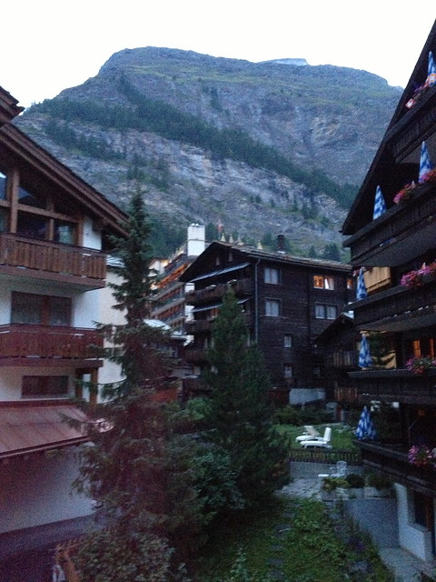 Header of Zermatt