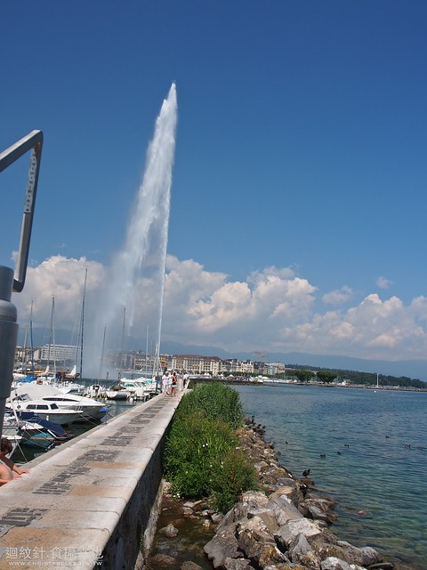 Jet D'eau 日內瓦大噴泉