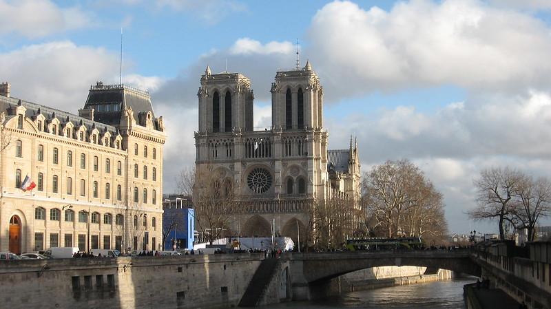 36, quai des Orfèvres et Notre Dame