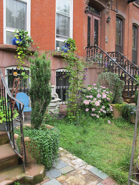 Lefferts Place between Classon and Franklin Avenues, Bedford-Stuyvesant