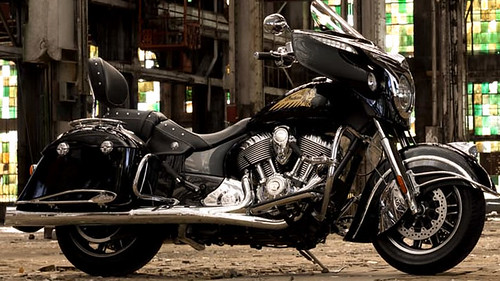 Indian Chieftain 10