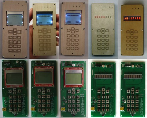 DIY Cellphone Prototypes