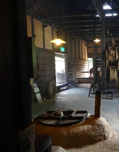japan farmhouse village traditional iwate agriculture tono furusato magariya