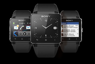 Smartwatch de Sony