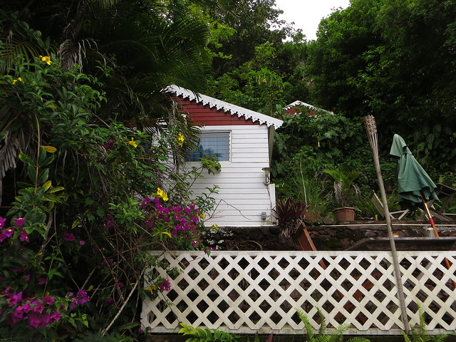 A place to stay in Saba