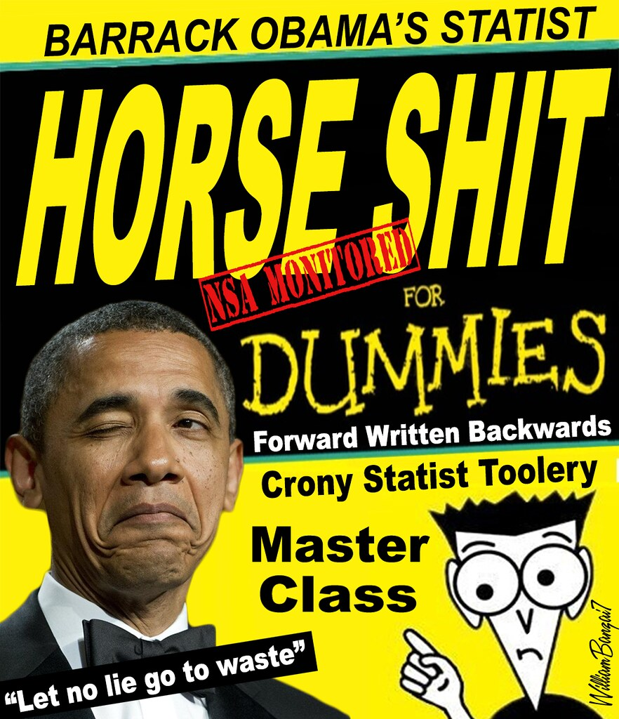 HORSE SHIT FOR DUMMIES