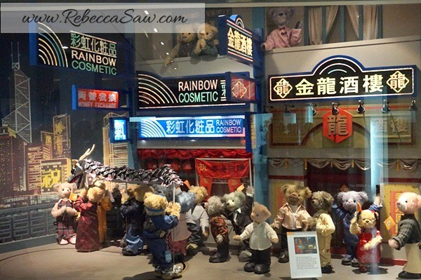 Teddy Bear Museum Jeju Island - Rebeccasawblog-008