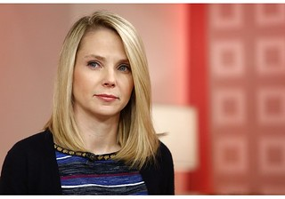 Marissa Mayer,President and CEO of Yahoo!. , 12 inspiring business people - Anil Labs