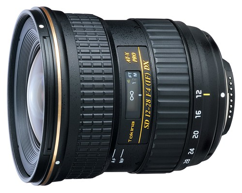 Tokina 12-28mm f/4 AT-X PRO DX