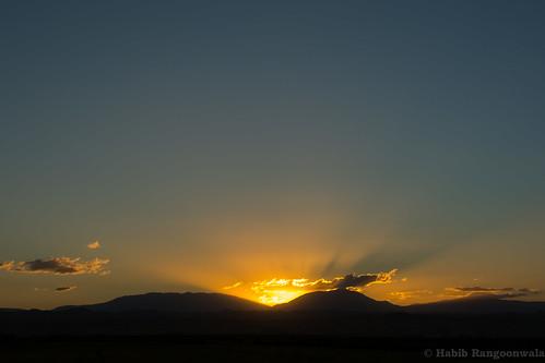 california ca sunset usa unitedstates i5 william maxwell publish
