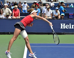 2013 US Open (Tennis) - Qualifying Round - Olivia Rodowska
