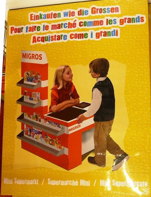 Migros Children's shop