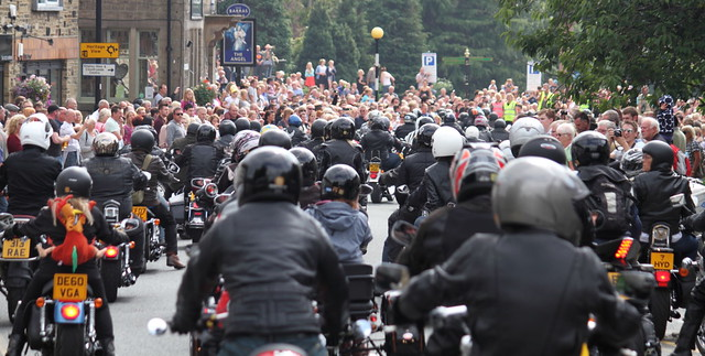 Baildon Harley Rally 2013