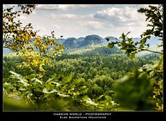 Elbe Sandstone Mountains