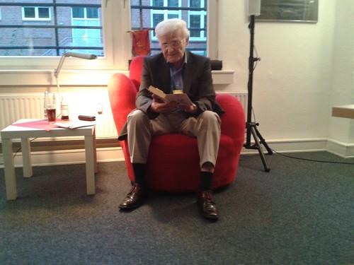 Der rote Sessel im September 2013
