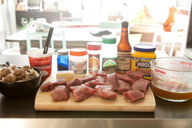 Beef StroganoffIMG_5892