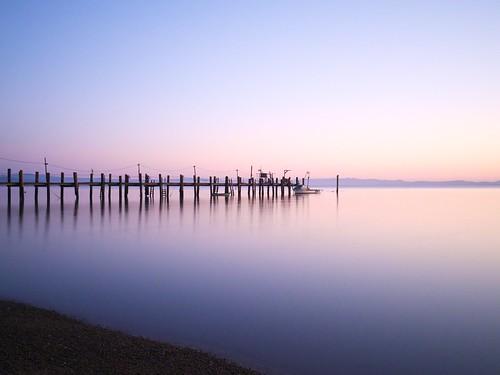 ocean california park longexposure travel pink blue camp beach sunrise bay san francisco historical