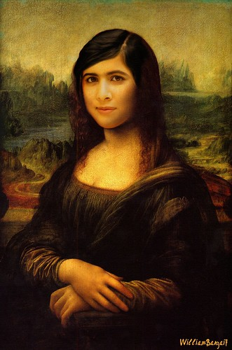 Malala Lisa by WilliamBanzai7/Colonel Flick