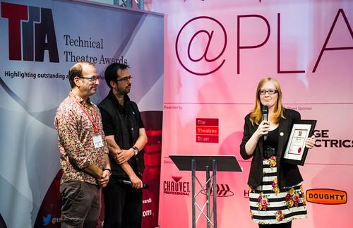 Bedlam wins sustainable theatre award