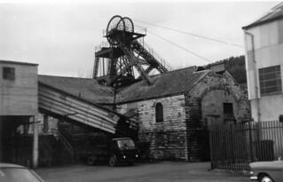 Writhlington Colliery Radstock 08.04.1968