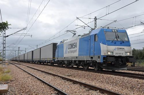 Ibercargo gestionará un nuevo servicio intermodal entre Oporto y Tarragona