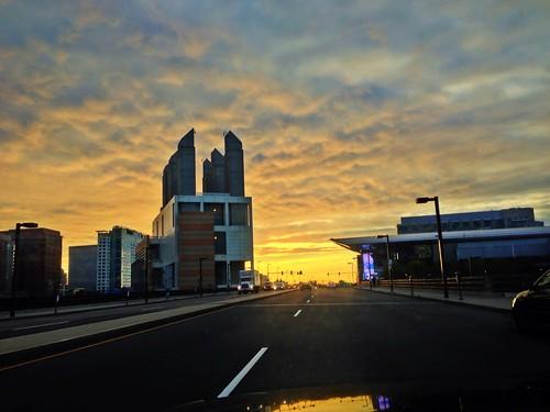 South Boston Sunrise #BCEC by BradKellyPhoto