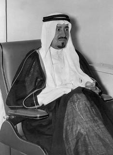 SAUDI ARABIA-PRINCE KHALED IBN SAUD