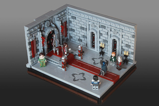 Hall of the Silver Throne