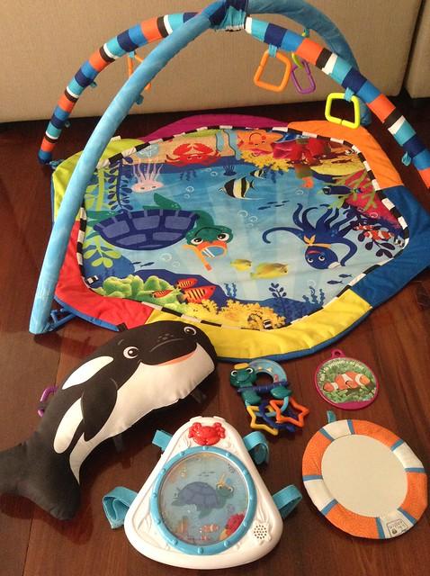Playmat W Toys By Baby Einstein Thb1700 Flickr Photo