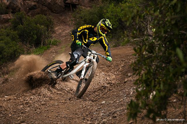 Downhill Los Andes