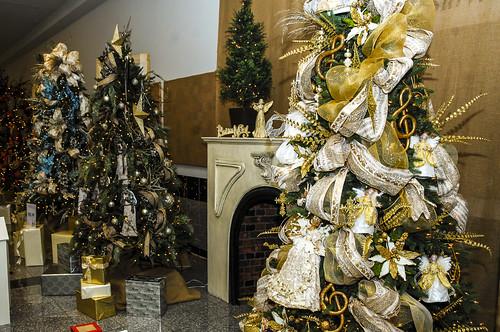 Habitat for Humanity Celebrates Christmas Tree Lane at Macy's ...