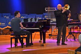 Brassbandfestivalen 2013 - Paul Duffy och James Morrison (Foto: Olof Forsberg)