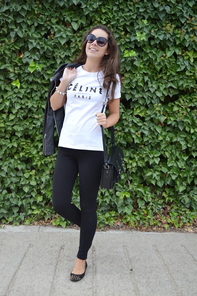 Camiseta celine