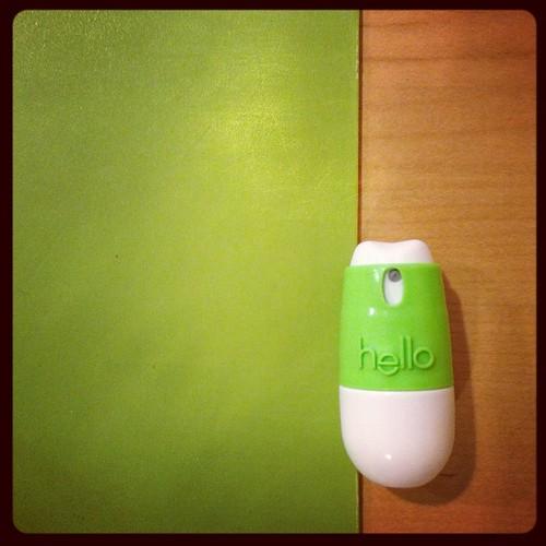 #fmsphotoaday November 15 - In my pocket/purse